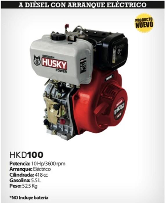 Motor multiusos Husky HKD100