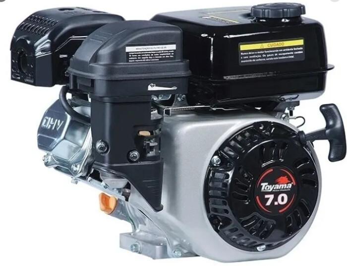 Toyama TE70-XP Motor 7 Hp cuñero 210 cc