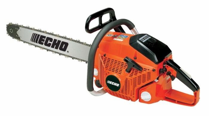 "Echo CS-8002-60 Motosierra 80.7cc 24"" pulgadas"