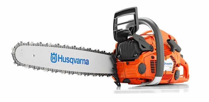 Motosierra Husqvarna 556-20P