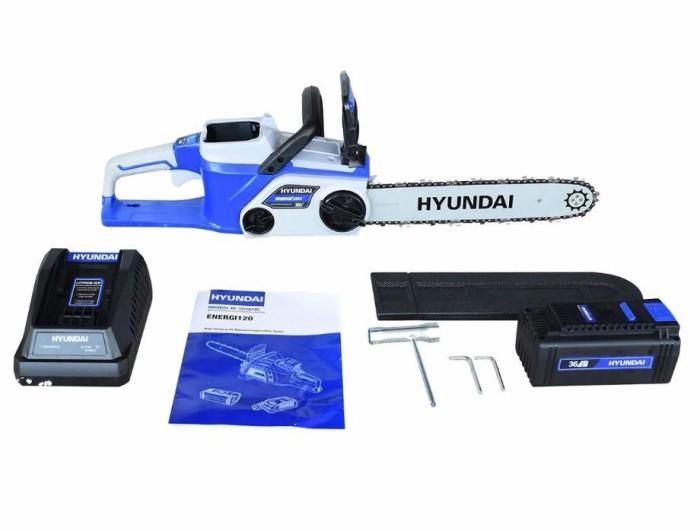 Motosierra Hyundai ENERGI120
