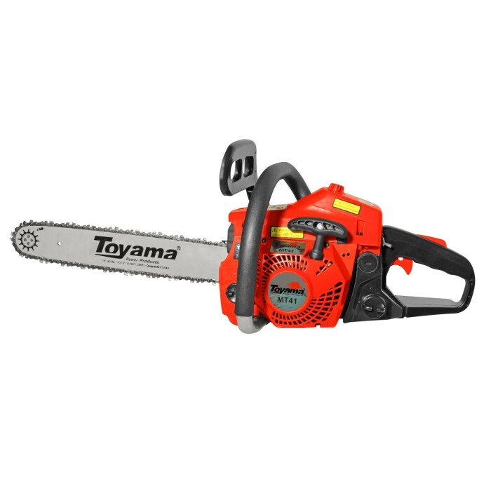 "Toyama TCS42X-16E Motosierra 16""  2.1HP"