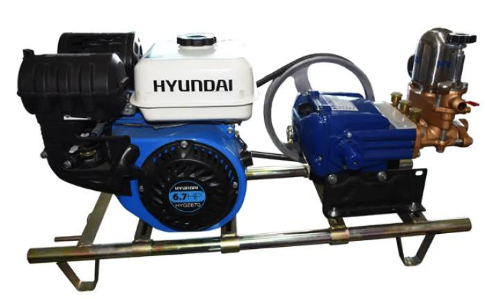 Parihuela Hyundai HYD3367HPC