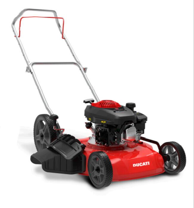 "Ducati DLM5101T Podadora de 20"" de corte descarga lateral 5 Hp"