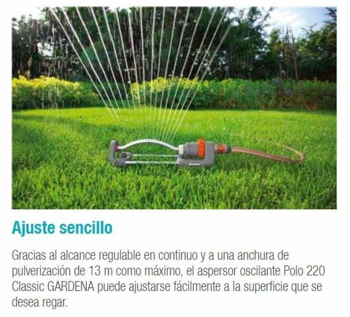 Riego jardin Gardena 2082-20