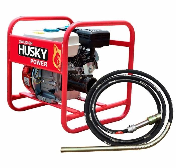 Vibrador P-Concreto Husky HKV386-65