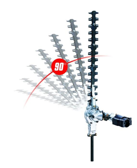 Echo 99944200595 Accesorio ECHO PAS-266 Cortasetos Articulado 180°