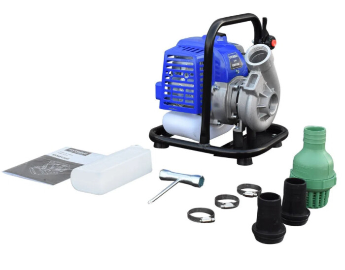 motobomba para agua limpia Hyundai HYWF1550
