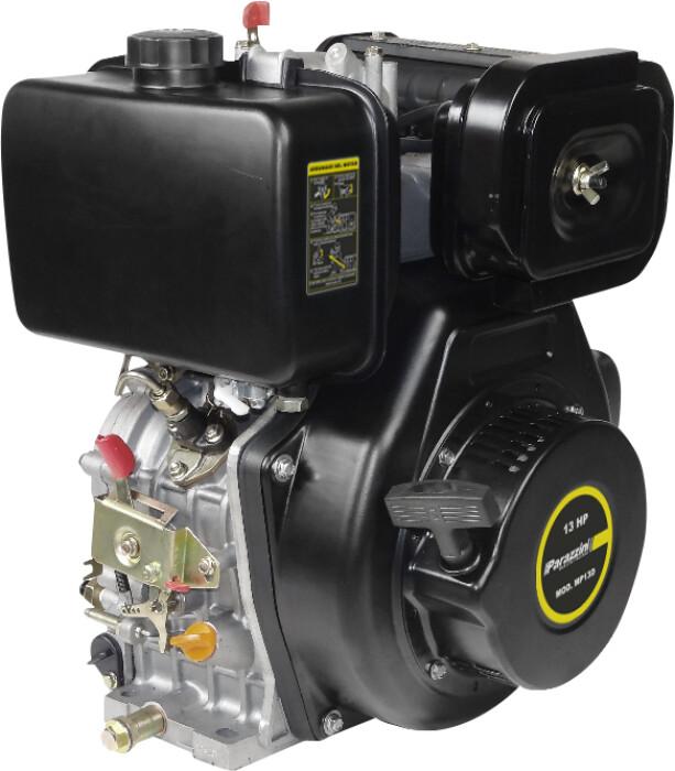 Parazzini MP13D Motor 13 hp 4 tiempos Diesel