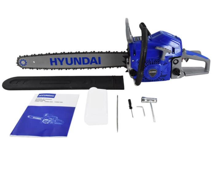 motosierra Hyundai TURBO860